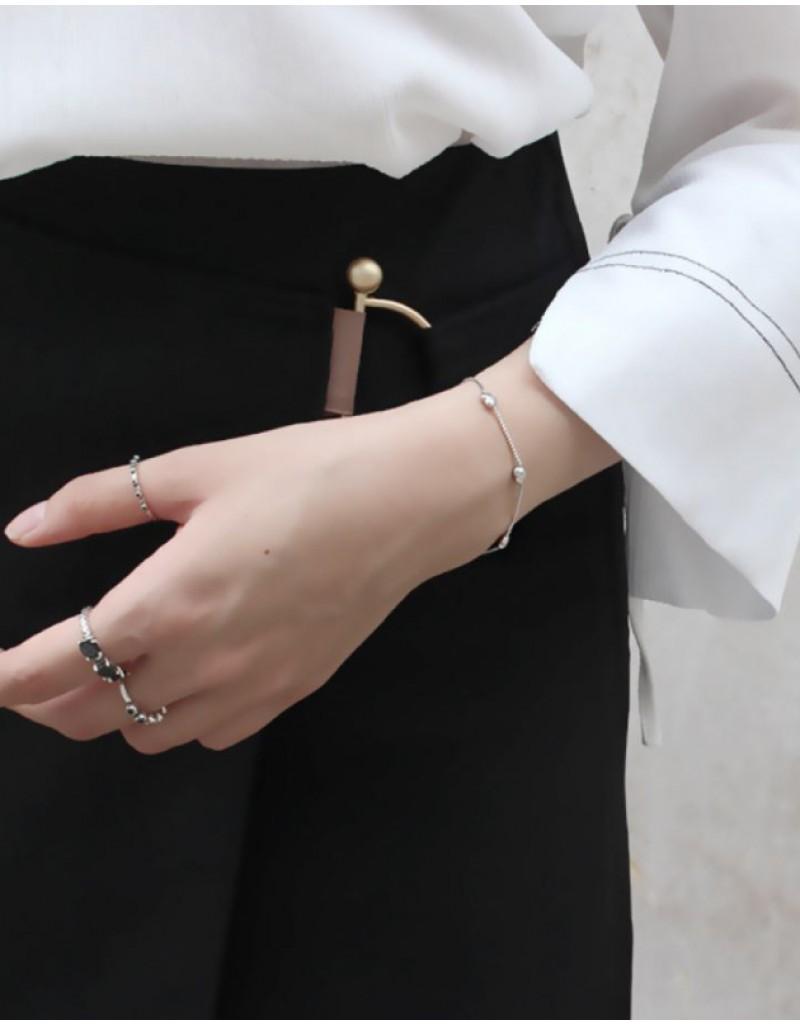 CORA Heart Bracelet