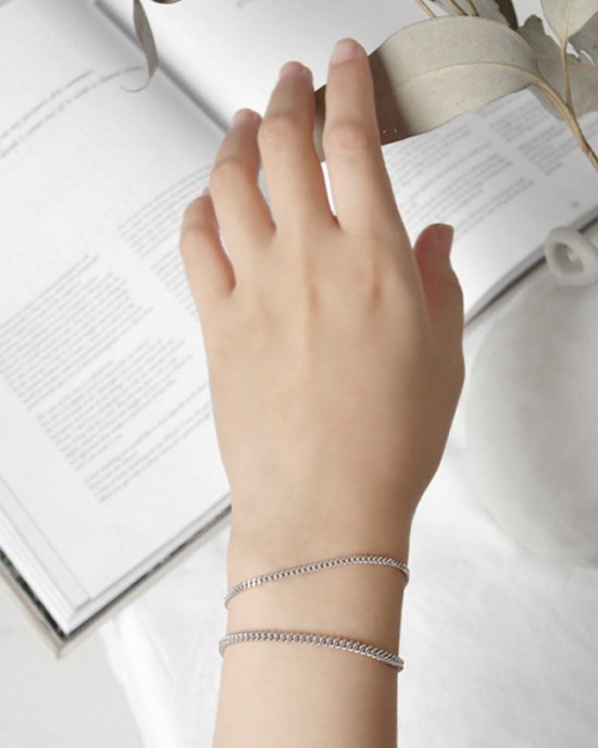CURB CHAIN Bracelet