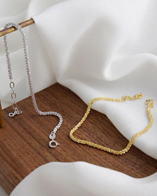 GABRIELLA Gold Chain Bracelet