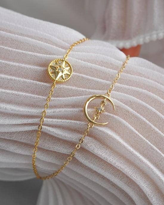 LUCINE Crescent Bracelet