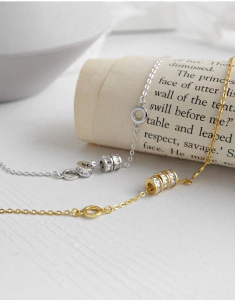 LUCKY Gold Bracelet