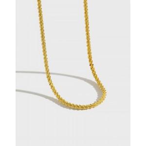 GABRIELLA Gold Vermeil Chain Choker