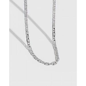 MARLENE Sterling Silver Anchor Chain