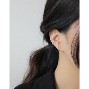 AISHA Sterling Silver Ear Cuffs