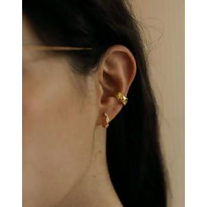 AUBREY Gold Vermeil Ear Cuff
