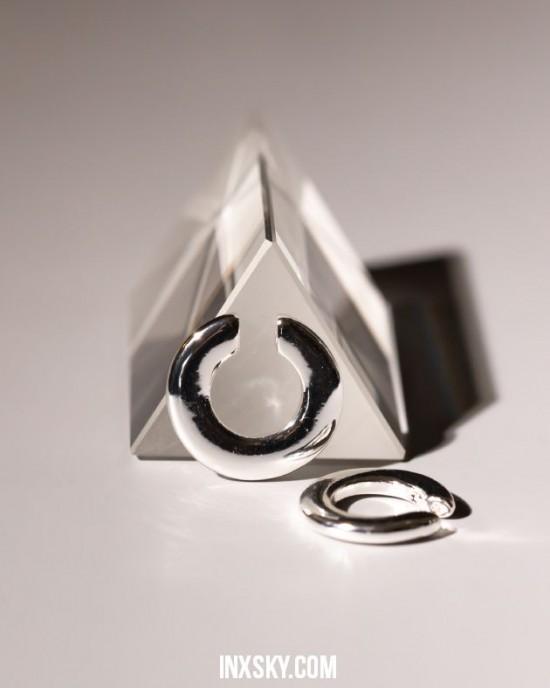 BIANCA Silver Ear Cuff Set