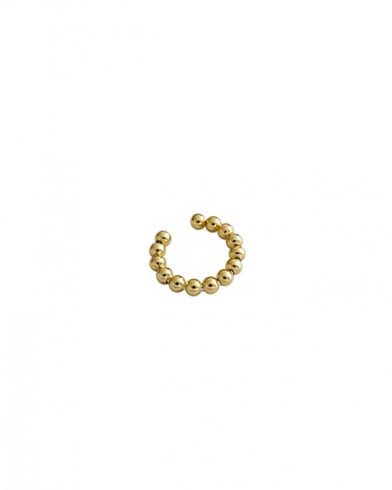 CALLIE Gold Vermeil Ear Cuff