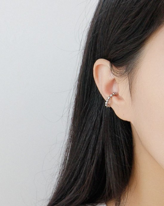 CALLIE Sterling Silver Ear Cuff