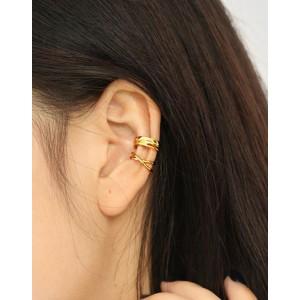 ELORA Gold Vermeil Ear Cuff