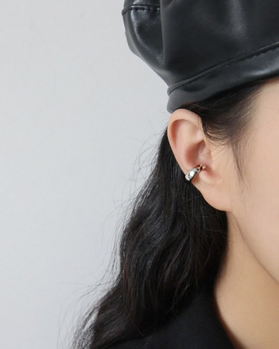 ERIN Sterling Silver Ear Cuff