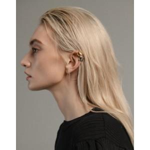 EVA Silver Ear Cuff