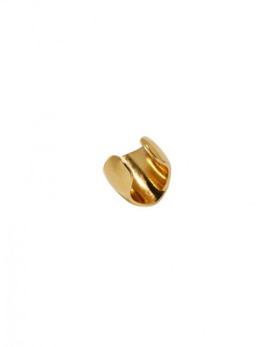 EVA Gold Ear Cuff