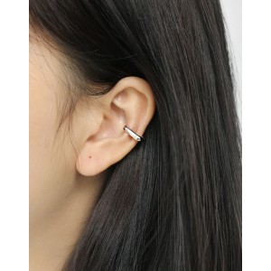 JENNA Sterling Silver Ear Cuff