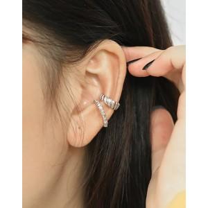 MARINA Sterling Silver Ear Cuff