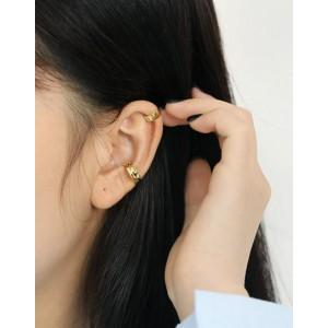 LEA Gold Vermeil Ear Cuff