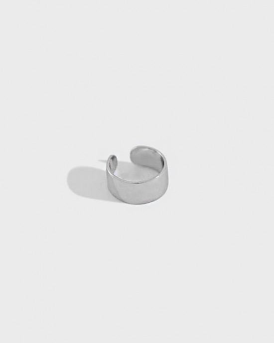 LEA Sterling Silver Ear Cuff