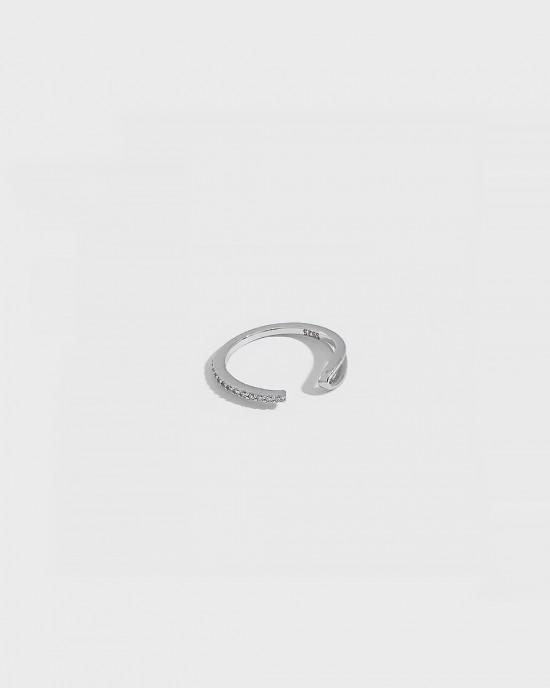 LOUISE Sterling Silver Ear Cuff