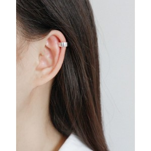 LEA Sterling Silver Ear Cuff