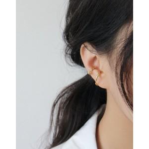MAE Gold Vermeil Ear Cuff