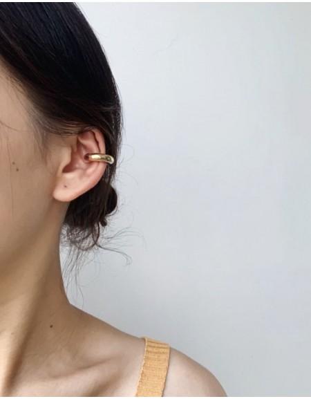MAE Gold Chunky Ear Cuff