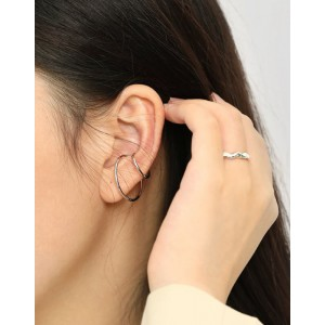 MAISIE Sterling Silver Ear Cuff