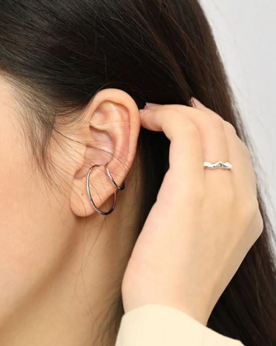 MAISIE Sterling Silver Ear Cuff
