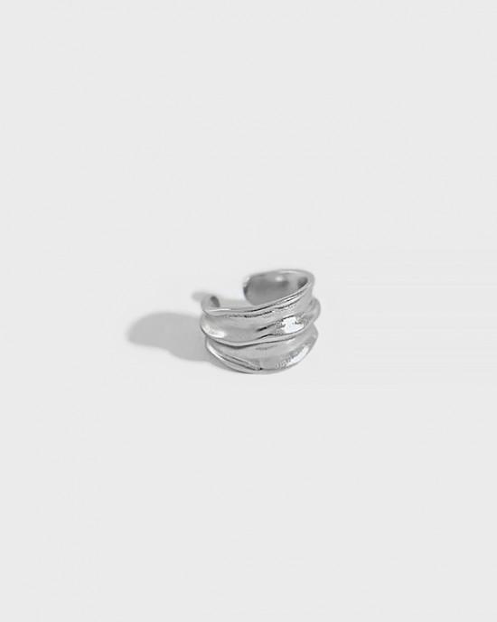 PIA Sterling Silver Ear Cuff