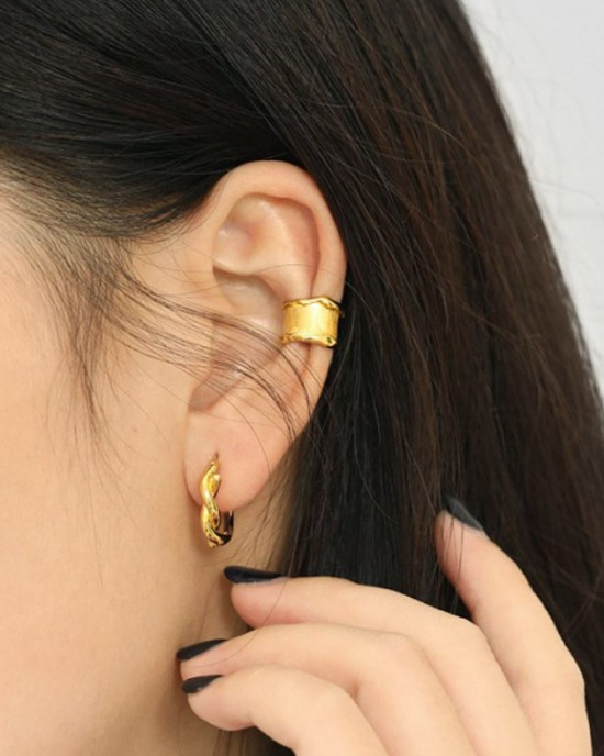 REI Gold Vermeil Ear Cuff