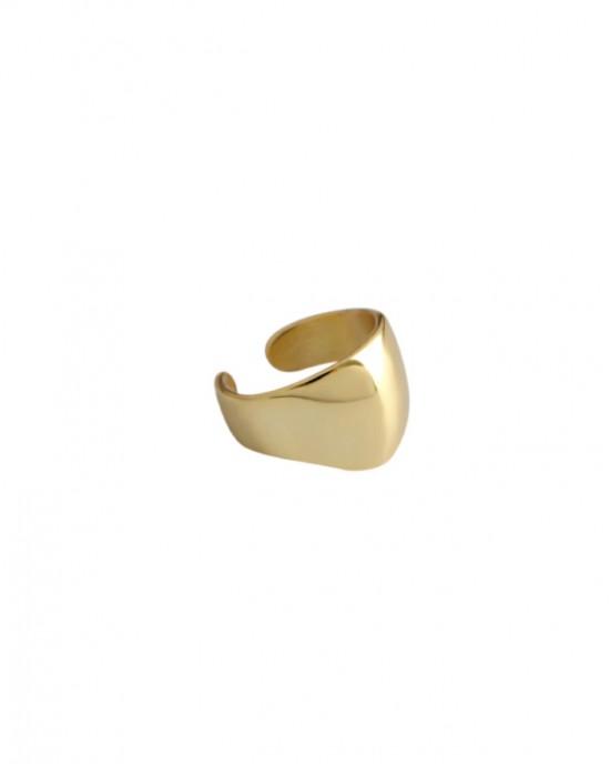 ZOE Gold Vermeil Ear Cuff