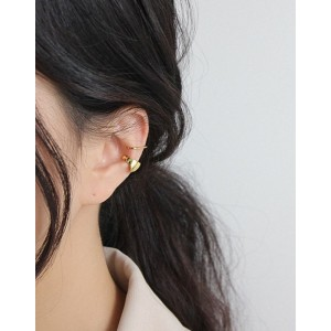 ZOE Gold Vermeil Ear Cuff