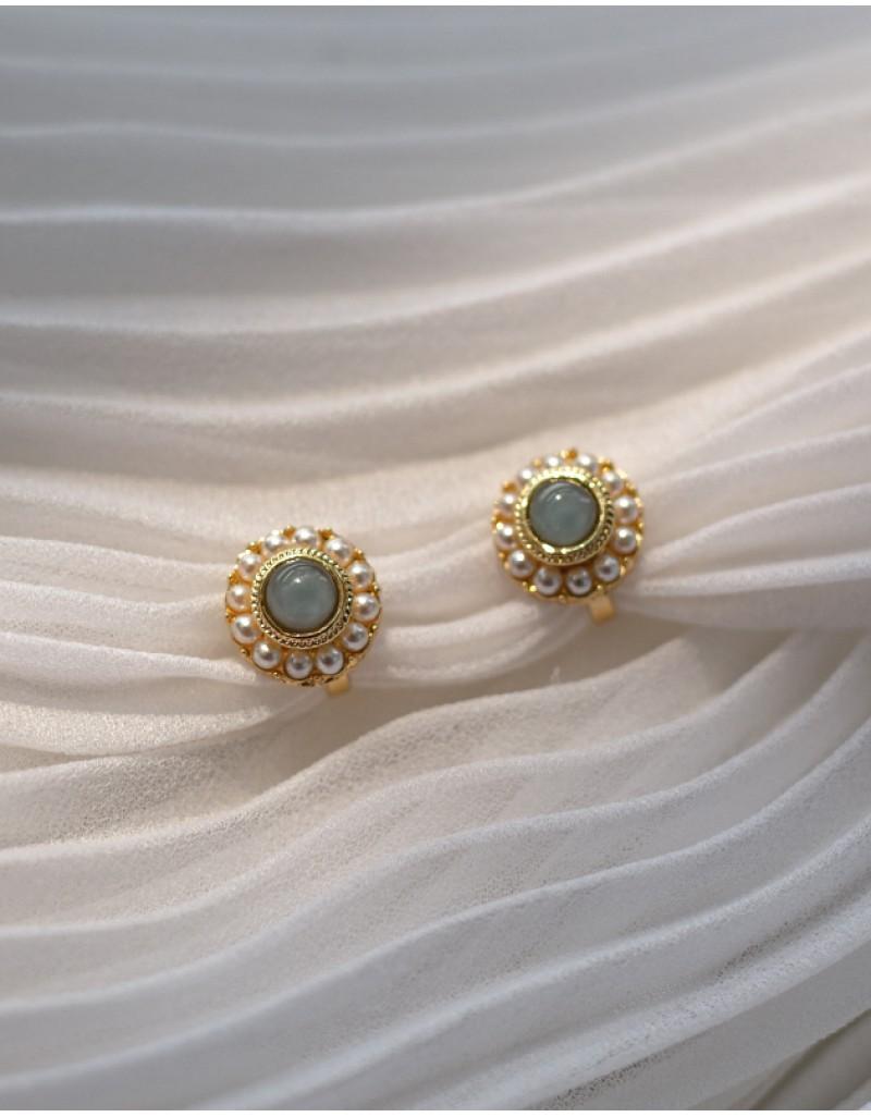 ANNABELLE Pearl Earrings
