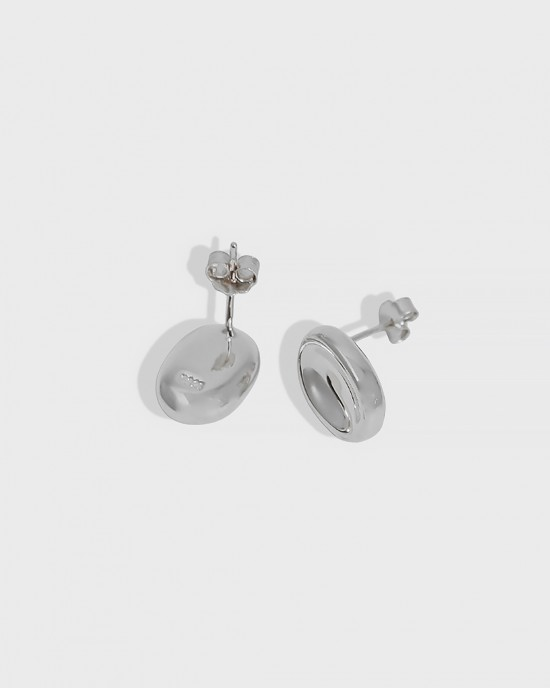 DAWN Sterling Silver Stud Earrings
