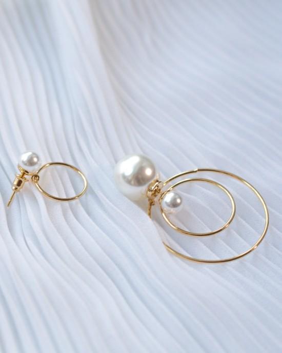 DO Pearl Earrings