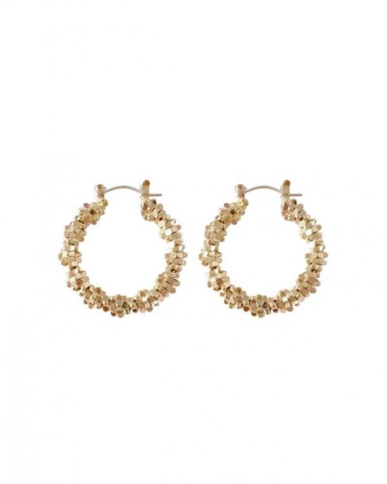 GABRIELLA Hoop Earrings