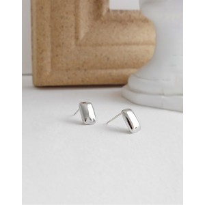 IDA Sterling Silver Stud Earrings