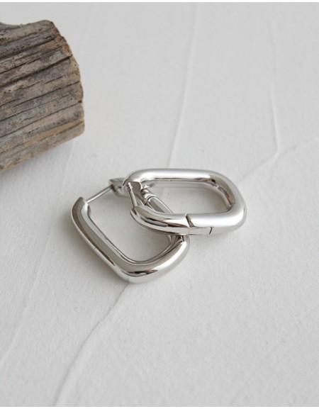 IVY Silver Earrings