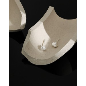 JESS Sterling Silver Stud Earrings
