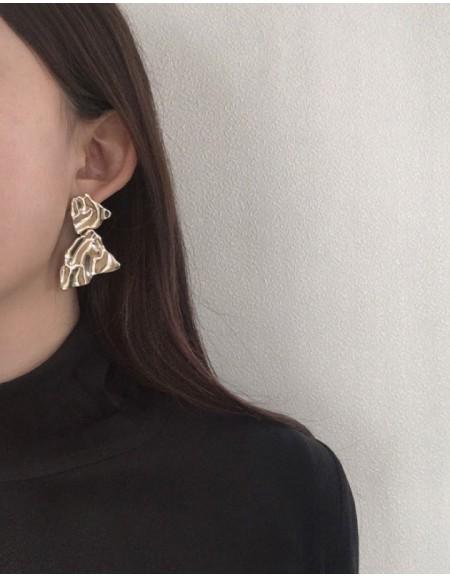LAVA Gold Earrings