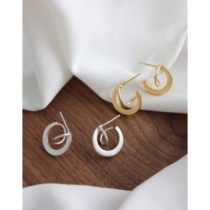 PAIGE Gold Vermeil Earrings