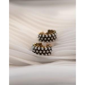 PHOEBE Pearl Earrings