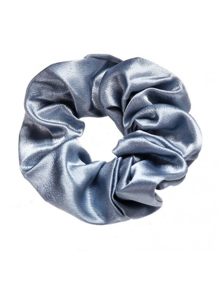 Silky Scrunchie | Baby Blue
