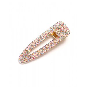 CONFETTI Hinged Barrette | Waterdrop