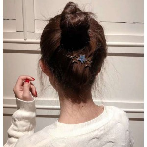 STELLAR Hair Barrette | Pastel Livid