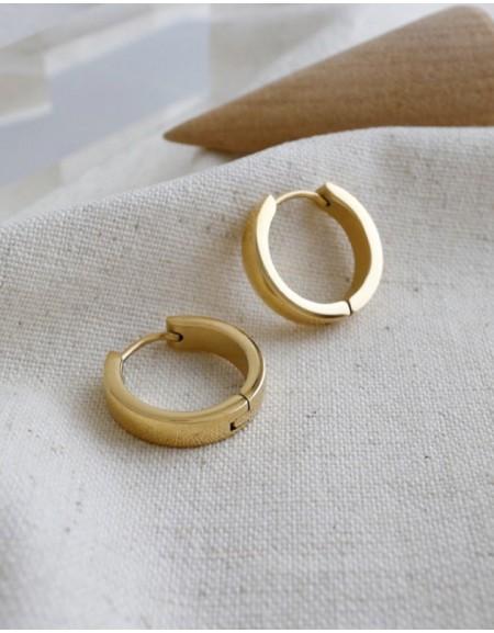 DANA Gold Huggies | Medium & Thin