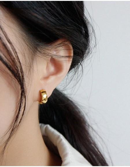 DANA Gold Huggies | Small & Wide