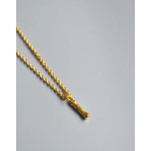 ALPHABET Necklace   Letter I