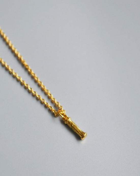 ALPHABET Necklace | Letter I