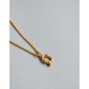 ALPHABET Necklace | Letter Q