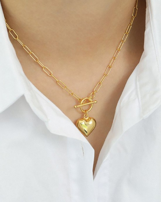 DAVINA Gold Vermeil Necklace