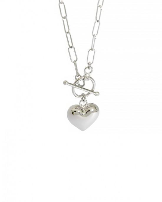 DAVINA Sterling Silver Necklace